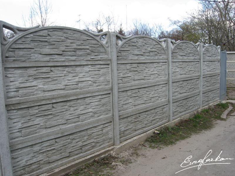 еврозабор песчаник дуга Харьков