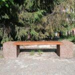 скамейка парковая Харьков11