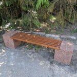 скамейка парковая Харьков4