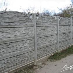 еврозабор песчаник дуга