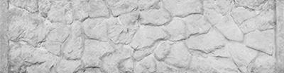 Секция еврозабора глухая №2 «Бутовый камень»1