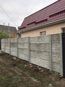 еврозабор карпатский камень Харьков 33